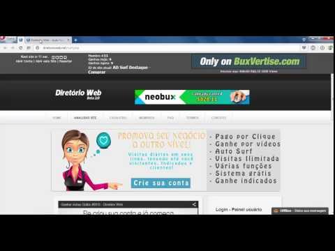 Como funciona o Auto Surf Diretório Web 2015