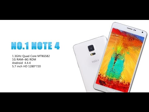 NO.1 Note 4 5.7 Inch Smartphone Review Samsung Note 4 Clone