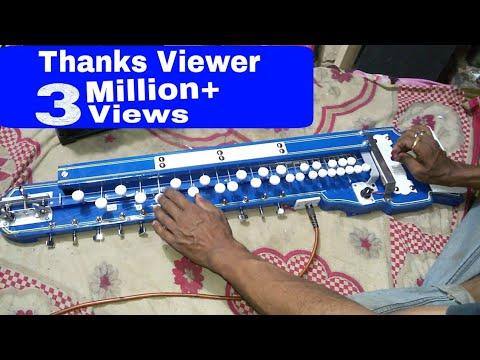 Ankh Hai Bhari Bhari Song On Bulbul Tarang Banjo   By Md Nadeem Banjo Maker