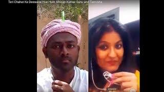 Teri Chahat Ke Deewane Hue Hum African Kumar Sanu and Tannisha