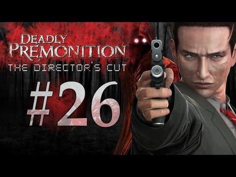 Deadly Premonition: Directors Cut - Let's Play #26 - Carol, Diane und ein indiskreter Ermittler