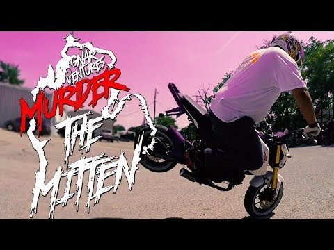 Huge GROM Ride - Murder the Mitten