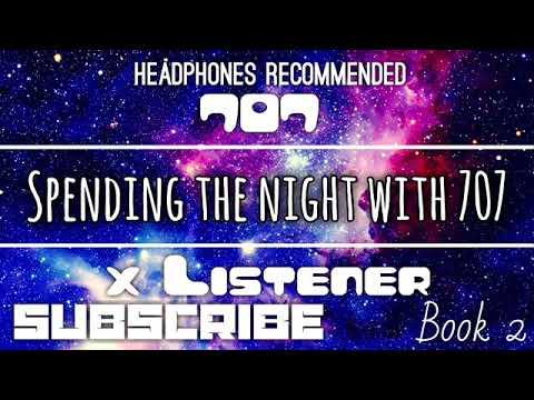 "(707 X Listener) ||| ANIME ASMR ||| ""Spending The Night With 707"""