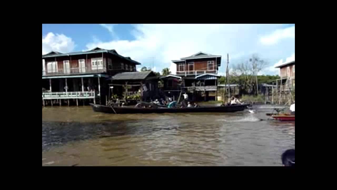 lac inle bateau