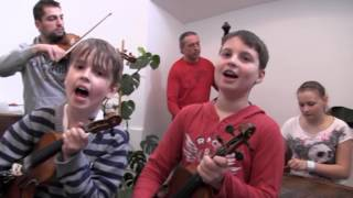 ZUŠ Kyjov 60. výročí školy - kytara, cimbálová muzika