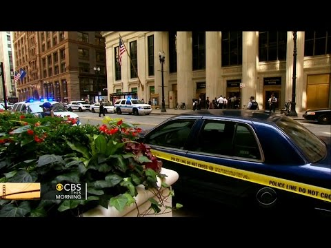 CEO targeted in Chicago shooting over...