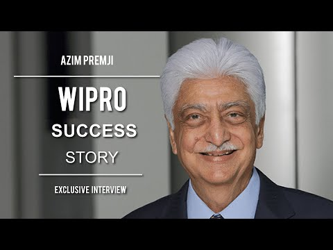 Exclusive Interview With Azim Premji - Founder \u0026 Chairman Of Wipro