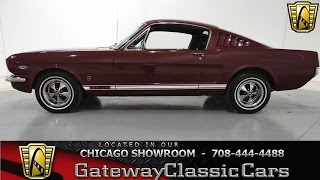 1966 Ford Mustang Gateway Classic Cars Chicago #683
