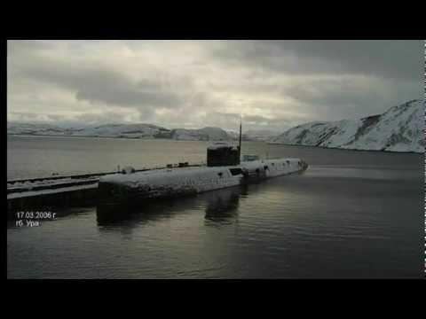подводная лодка проект к-125