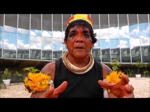 Cacique Piracumã Yawalapiti denuncia FUNAI - Rádio Yandê 5