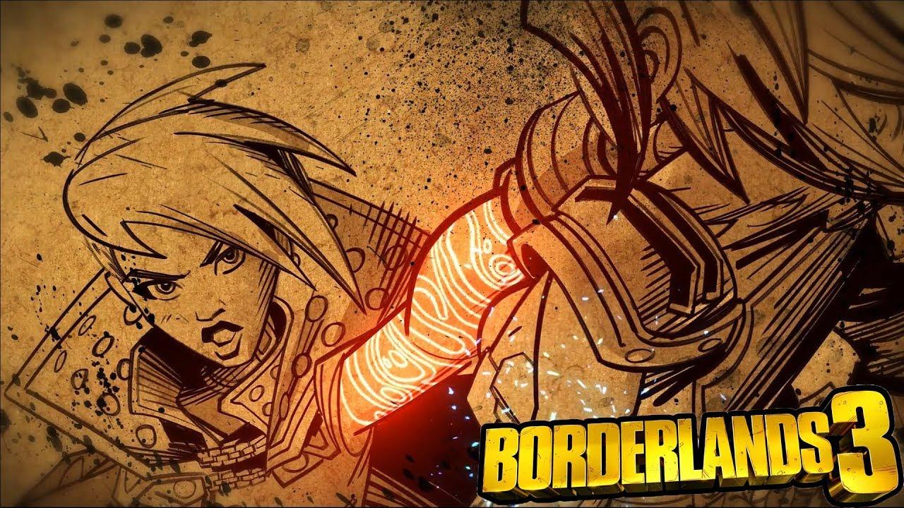 Borderlands 3 | Skip to Sanctuary! NEW Cutscene Found! thumbnail