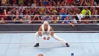 SHAWN MICHAELS as COL SANDERS SUMMER SLAM RESULTS - COL ROB PARKER GOT SCREWED - KFC WWE SUMMERSLAM