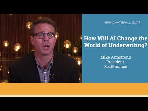 How Will AI Change the World of Underwriting? - Mike Armstrong
