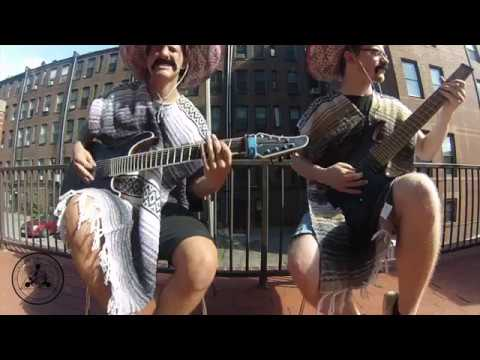 """Chronologist - """"Guacaracha"""" Guitar Playthrough (Feat. Johnuel Hasney of TOOTHGRINDER)"""