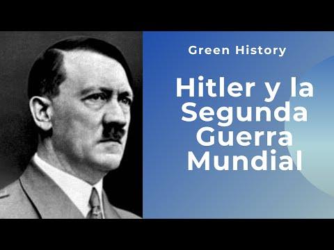 Hitler, los Nazis, El Tercer Reich, y La Segunda Guerra Mundial.