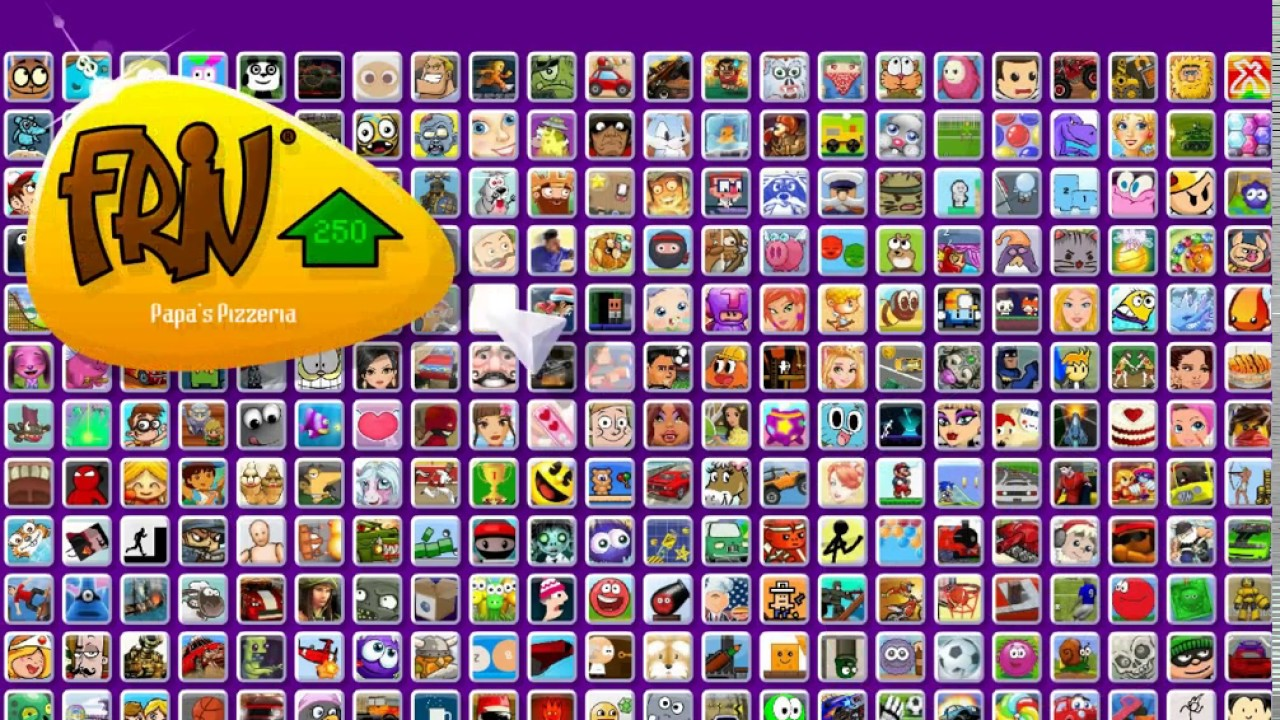 How To Get The Secret Games On Friv Com Games For Kids Youtube