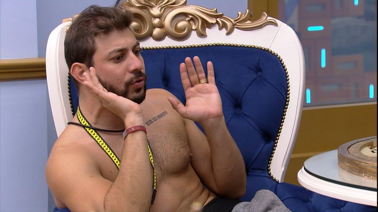 BBB21: Caio define quem vai INDICAR ao paredão e SUSPEITA de Juliette com Arthur: 'Muito Estranha'
