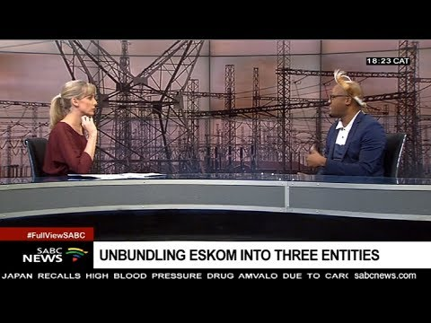 Analysis of SONA 2019 with Khaya Sithole
