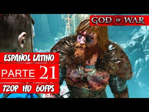 God of War PS4 | Walkthrough en Español Latino | Parte 21 (Sin Comentarios)