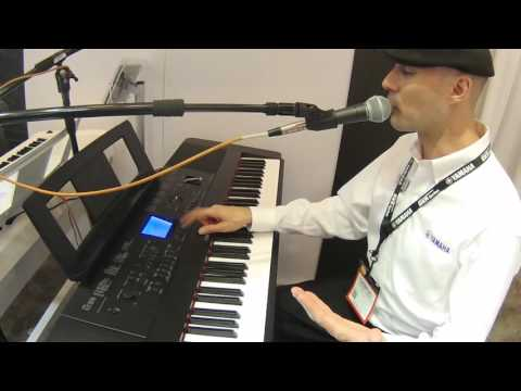 NAMM 2016 Yamaha DGX-660 Digital Piano