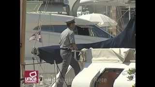 La Guardia di Finanza a bordo degli Yacht per scovare i ricchi nullatenenti