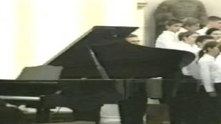 Vojislav Spasic tenor, Marko Nesic klavir, Di CAPUA / O SOLE MIO 2002.