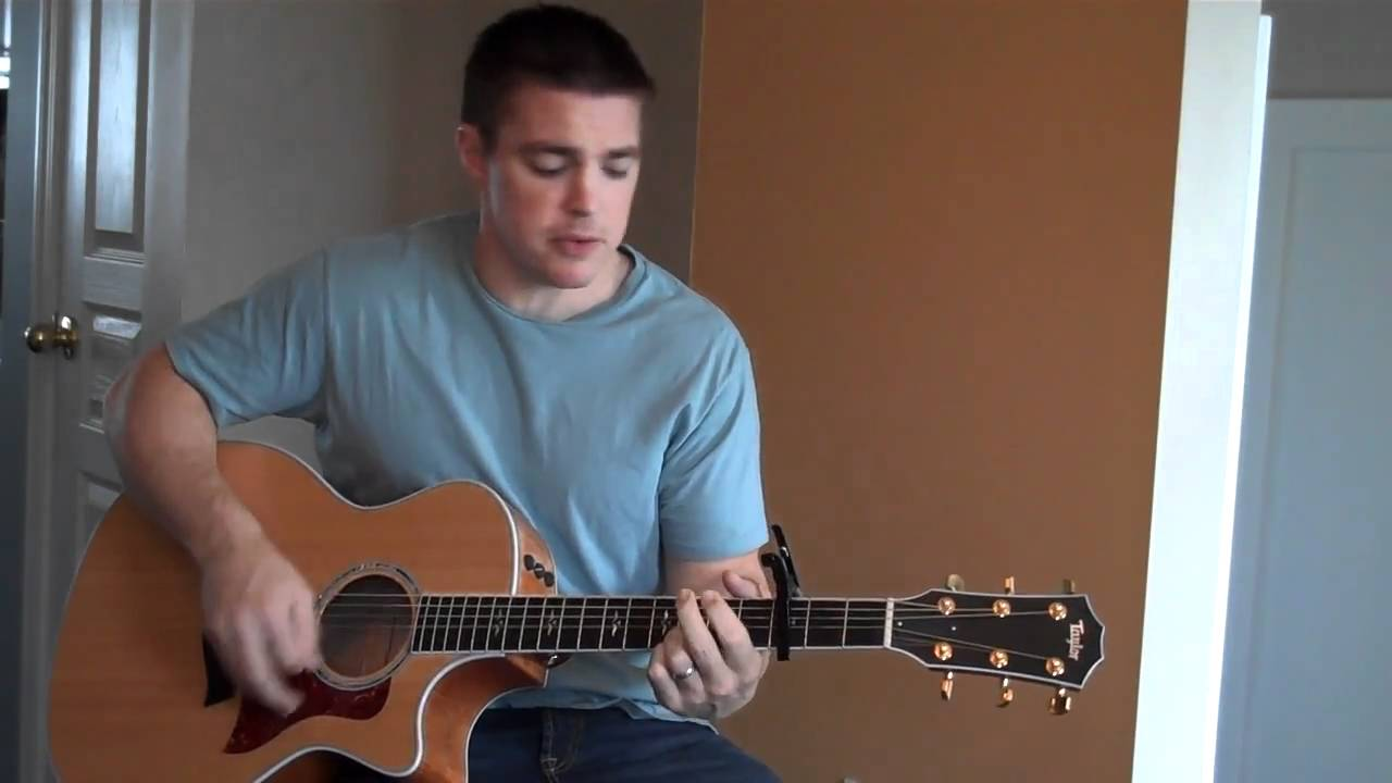 How To Play Draw Me Close To You Matt Mccoy Youtube