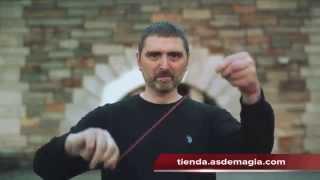 Vídeo: Gomas Elásticas Arco Iris (Monocolor) de Joe Rindfleisch