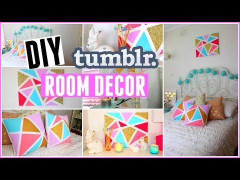 DIY Tumblr Room Decor for Summer | Easy + Inexpensive Tumblr Inspired Room Diys!