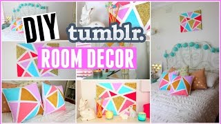 Diy Tumblr Room Decor For Summer | Easy + Inexpensive Tumblr Inspired Room Diys!