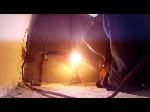 Установка кранов на радиаторы и демонтаж радиаторов из угла комнат