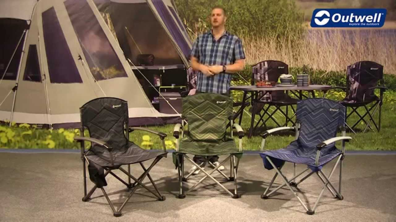 Outwell Fountain Hills Camping Chair Innovative Family