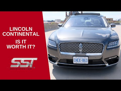 Lincoln Continental Review - ( 2019 )