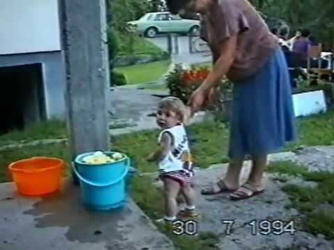 Crkvina,ljeto 1994