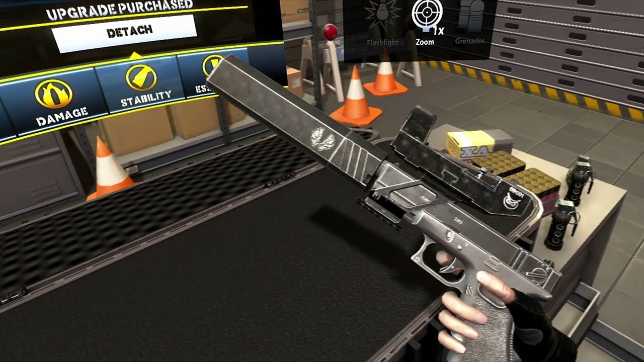 Gun Club Vr Trailer Vr Htc Vive Oculus Rift Wmr Psvr Youtube