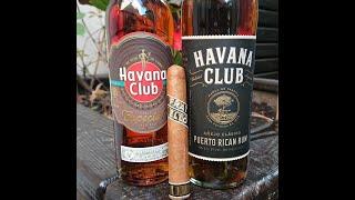 выпуск 52 - Ром Havana Club Anejo Especial Cuba & Habana Club Anejo Clasico Puerto Rican Rum