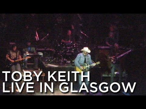2009-11-09 'Toby Keith' @ o2 Academy, Glasgow, UK