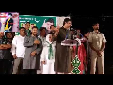 Akbaruddin Owaisi: GOBAR Kisko Khilaynge Public Saying MODI Ko | Full Firing Speech