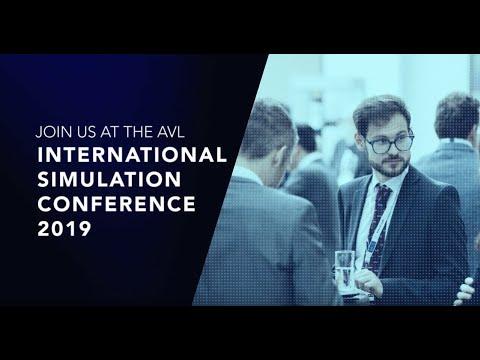 AVL International Simulation Conference 2019 - AVL