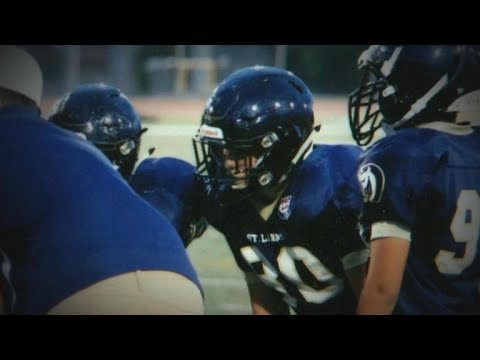 Kids who play football before age 12 show CTE-related symptoms sooner