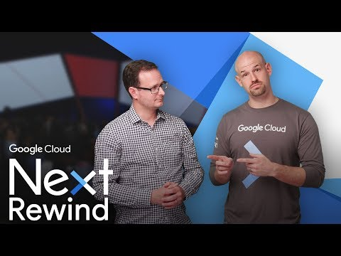 Identity as a Service for GCP & G Suite (Next '17 Rewind)