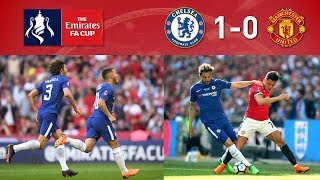 CHELSEA 1-0 MAN UNTED - FA CUP FINAL REVIEW!