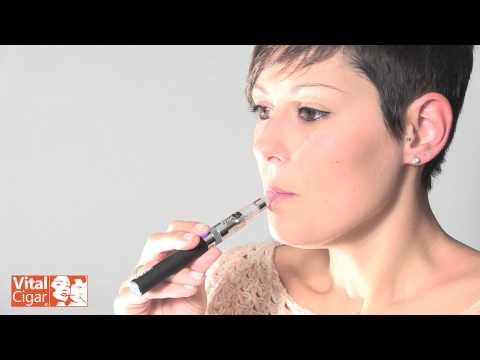 Cigarrillo electrónico, guía de uso VitalCigar