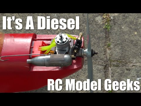 RC Model Geeks Go Old Skool