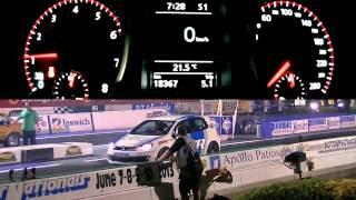 APR Australia 2.0 TSI Stage 3+ Quarter Mile (Street legal Tires)