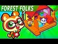 Forest Folks - Pet Home Design (Android HD Gameplay Video)