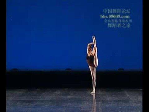 Classical Chinese Dance Techniques Yin Shuo (殷硕)