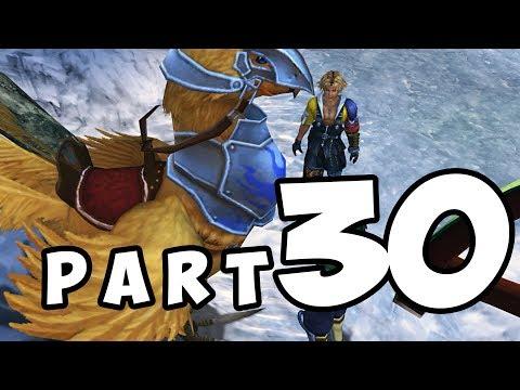 Final Fantasy X HD Remaster Travel Agency BOSS Crawler & Negator Part 30 Walkthrough (STEAM)