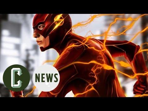 Collider : 'The Flash' Movie Loses Director Seth GrahameSmith