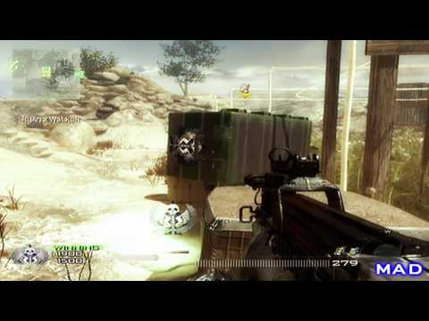 Call Of Duty MW2 Glitches: Jesus Glitch